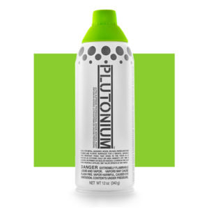 Plutonium Spray Paint - Zen 340g