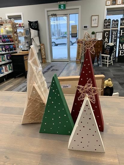 Set of 3 Trees - DIY