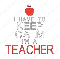 Teacher Calm