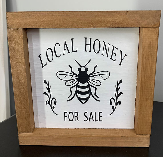 Local Honey 7X7