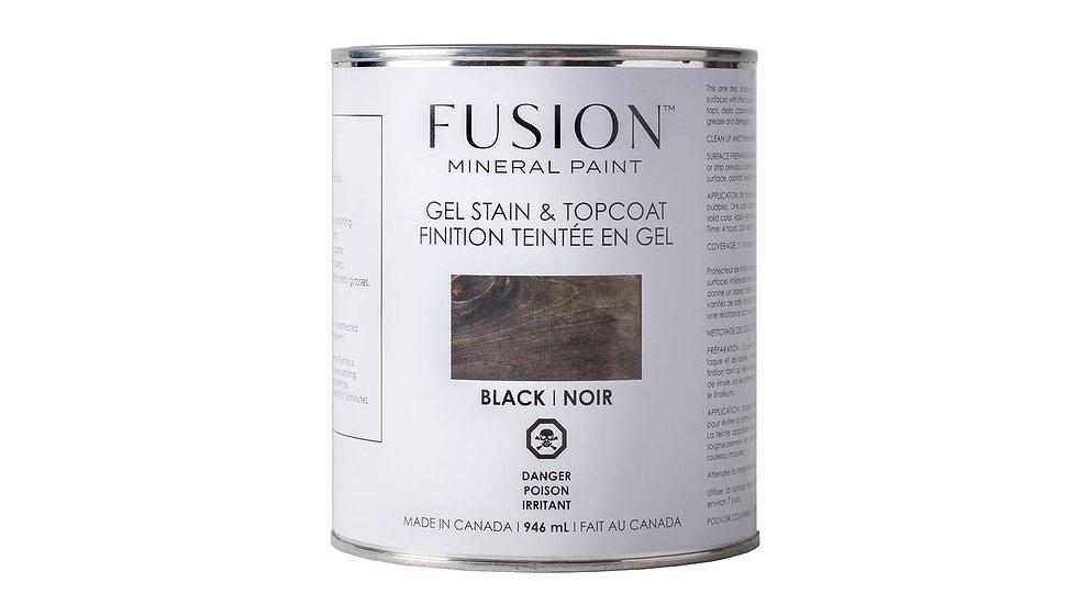 Black Gel Stain