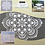 "Thumbnail: DecoArt 18"" Stencil -Mandala"