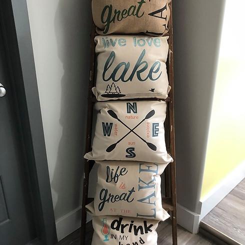 Lake Pillows