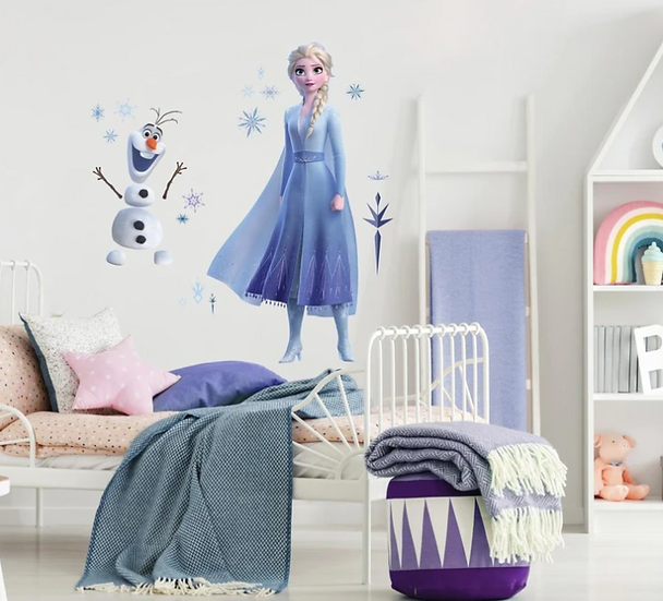 Frozen 2 - Elsa and Olaf