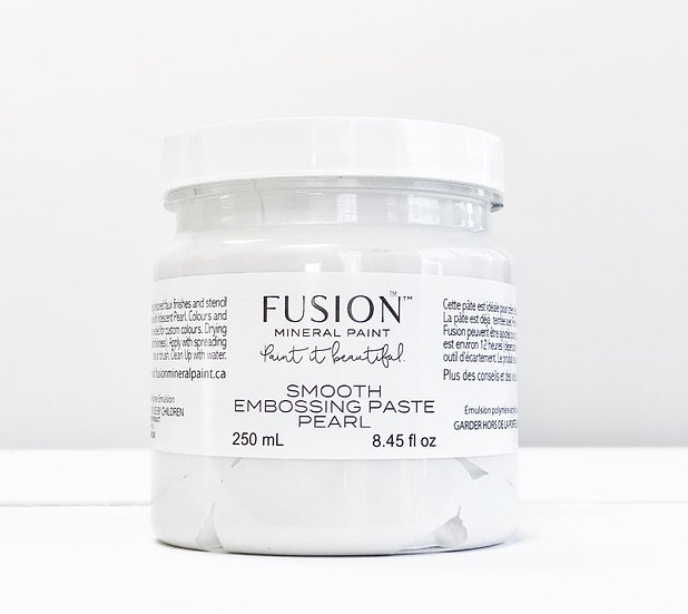 Smooth Embossing Paste 250ML