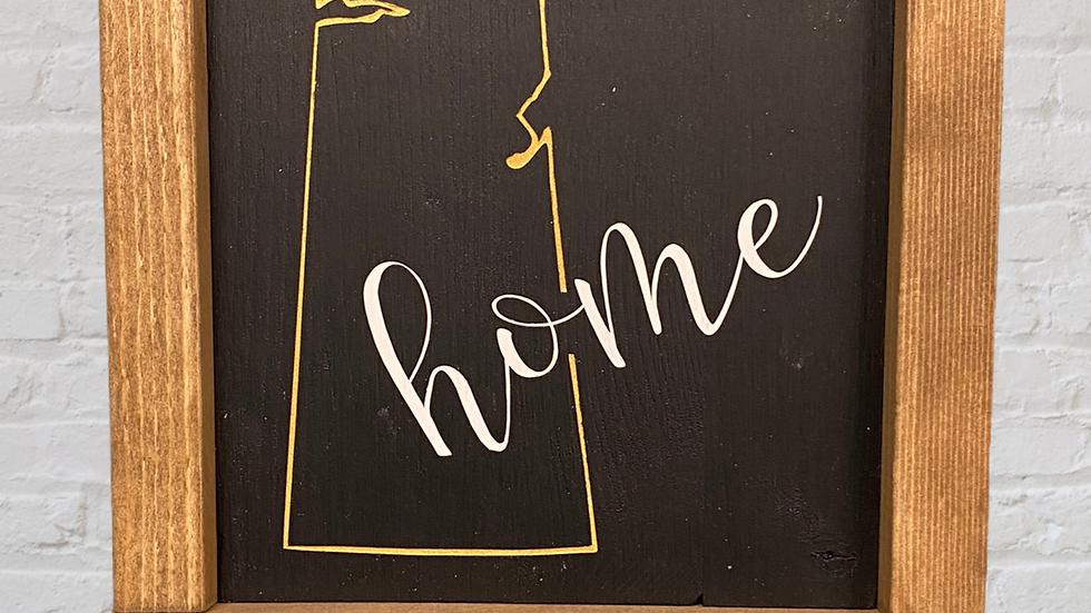 Saskatchewan Home 7X7