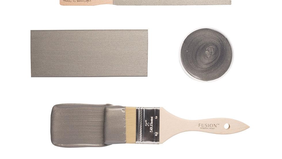 Brushed Steel Metallic