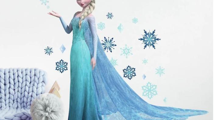 Frozen - Elsa Glitter