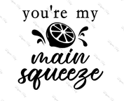 Lemon Main Squeeze
