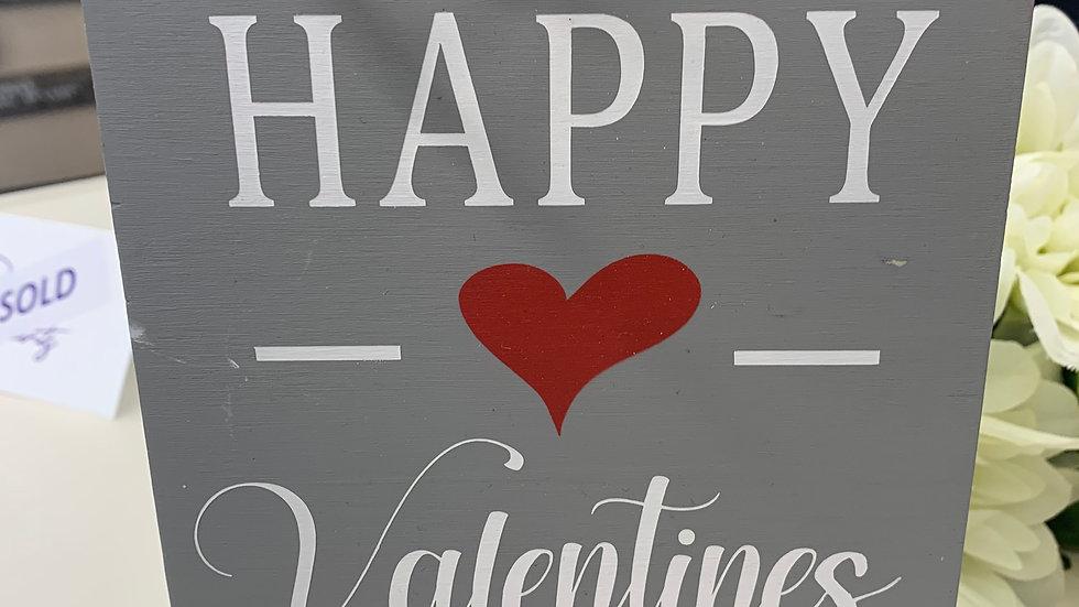 Valentine Large Tags DIY