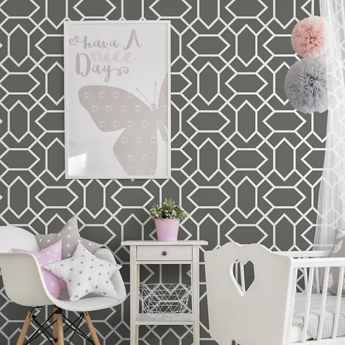 Modern Geometric Gray