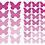 Thumbnail: Pink Flutter Butterfly