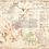 Thumbnail: Re-Design Decoupage Paper  - FLORAL PARCHMENT