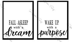 Dream Purpose