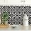 Thumbnail: InHome Avignon Peel & Stick Backsplash Tiles