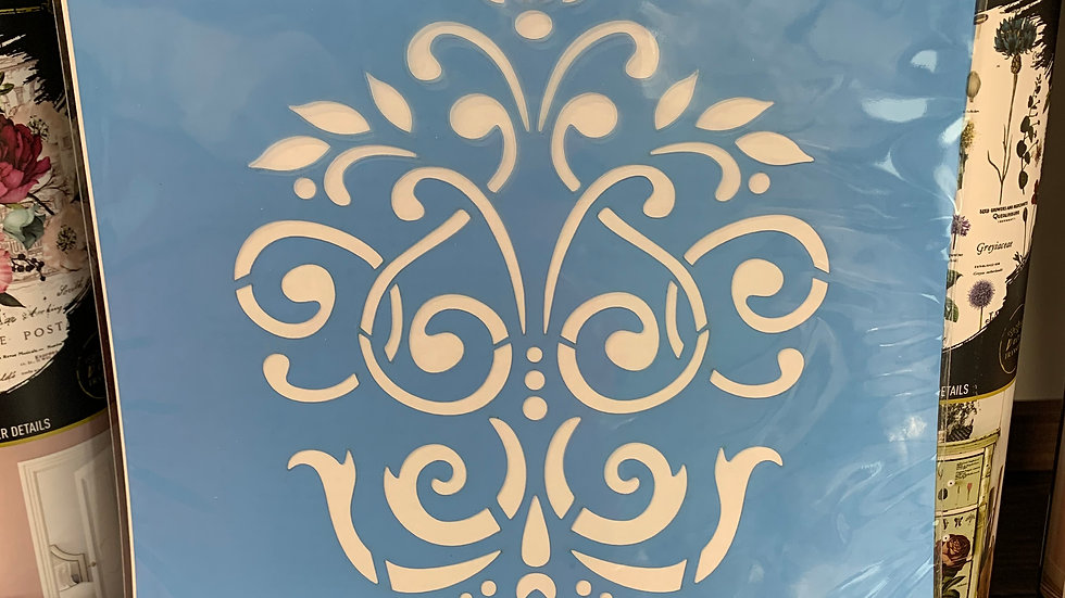 Pretty Pattern Stencil