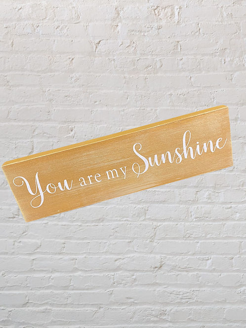 You are my Sunshine 2 Mini