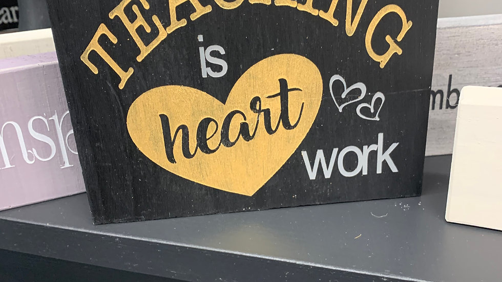 Heart Work 5.5x5.5
