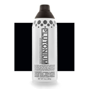 Plutonium Spray Paint - Deep Space 340g