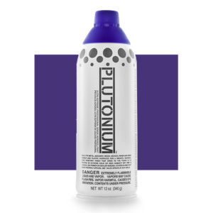 Plutonium Spray Paint - Purple Haze 340g