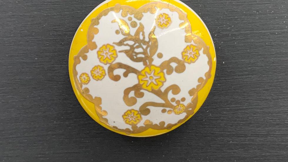 Floral Design Ceramic Design