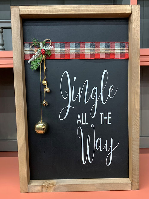 Jingle all the Way 10X16