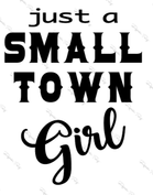 Small Town Girl 2