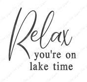 Relax Lake Time