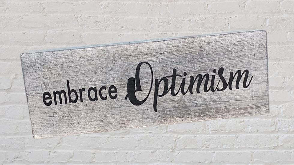 Embrace Optimism Mini