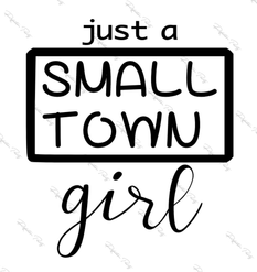 Small Town Girl 1