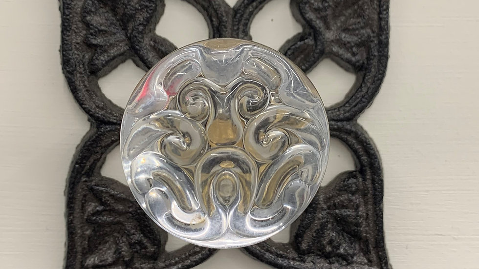 Glass and Cast Iron Pull