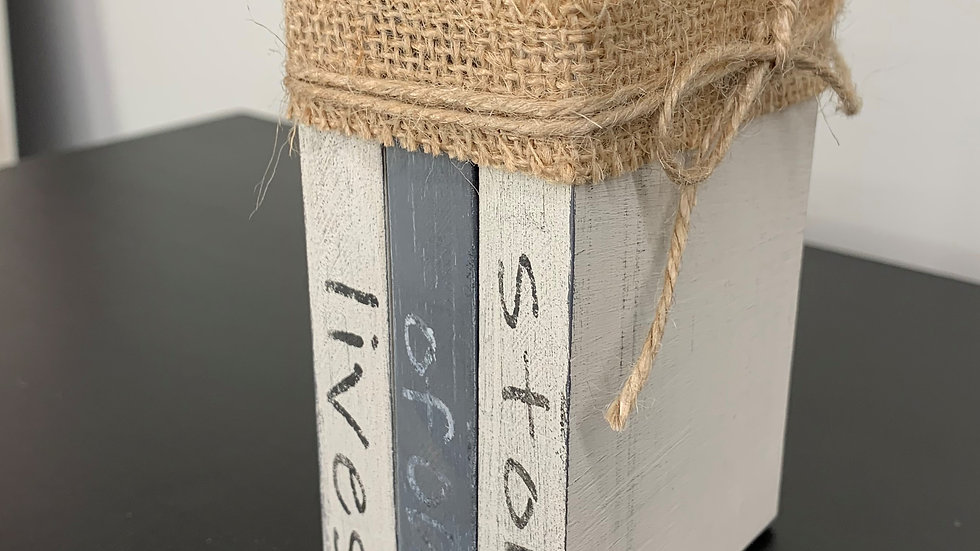 Painted Book Small