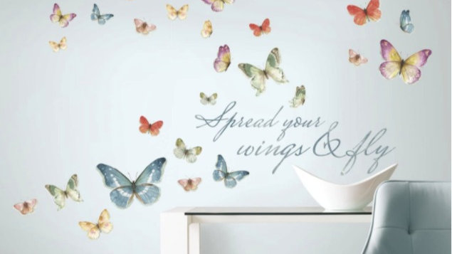 Lisa Audit Butterfly Quote