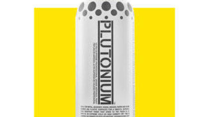 Plutonium Spray Paint - Limon Cello 340g