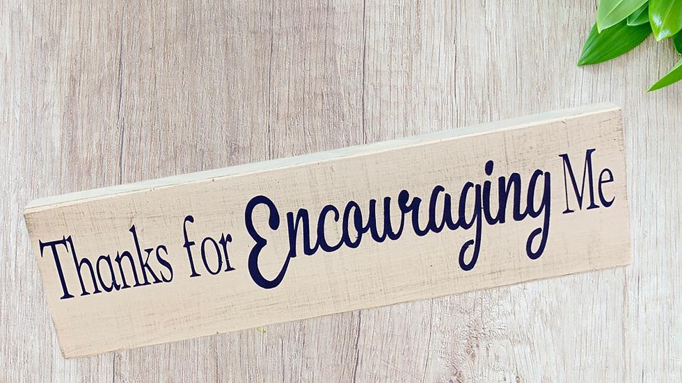 Encouragement Mini's