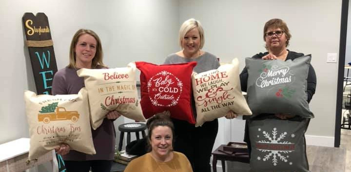 Pillows Workshop