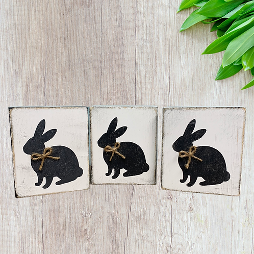 Bunny Blocks DIY