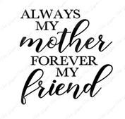 Mother Friend