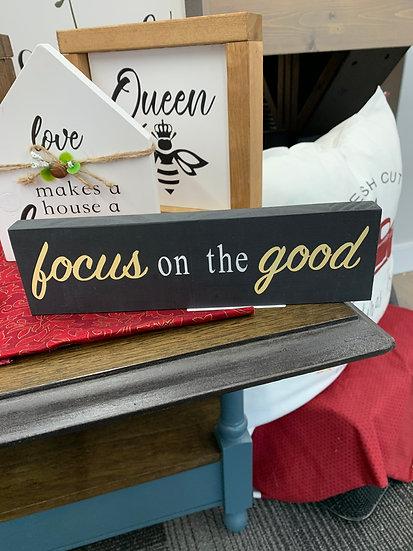 Focus on the Good Mini