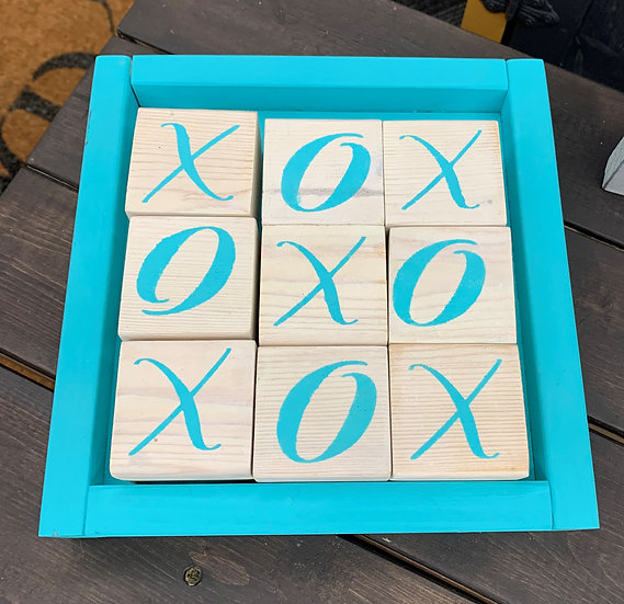 X and O Game