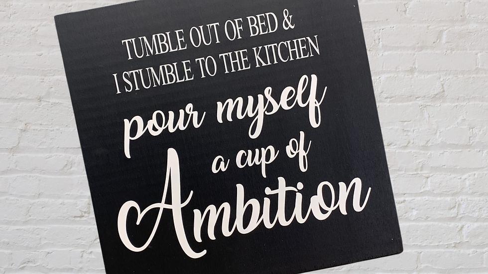 Ambition 12x12