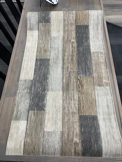 Distressed Wood - Brown