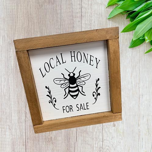 Local Honey 7X7