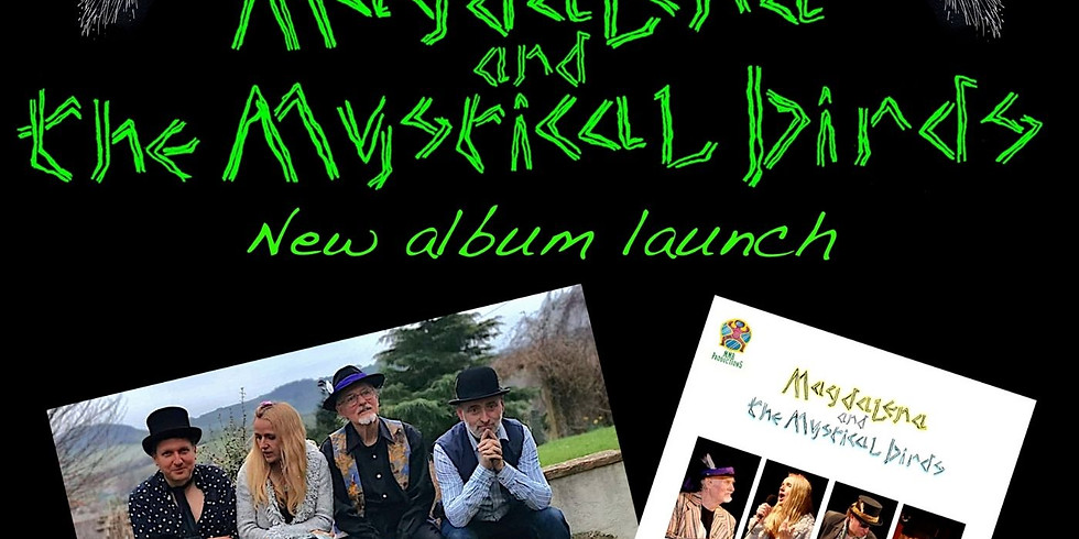 Magdalena and the Mysical Birds - tickets available from Bridport Information Centre via link in the description
