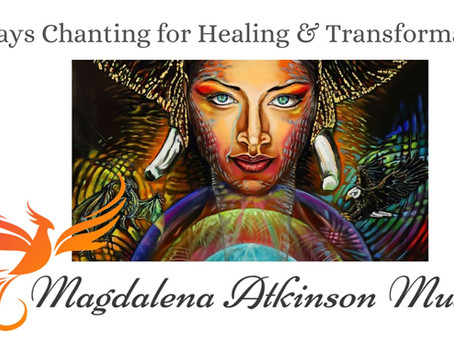 40 Days of Chanting for Healing and Transformation - introduction to healing mantra RA MA DA SA