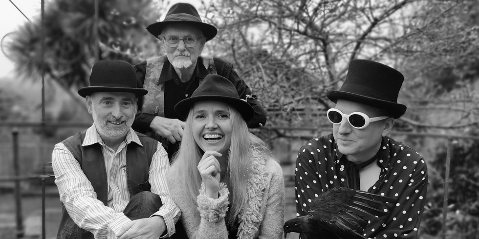 Magdalena & the Mystical Birds - Band Launch