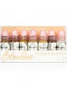 Perma Blend - Blondes SET Collection 7pcs x15ml