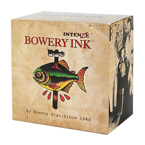 Intenze Bowery Ink Set by Bowery Stan Moskowitz- 8 colori 30ml