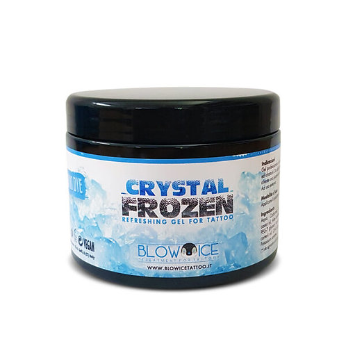 Crystal Frozen Gel Sfiammante Ointement