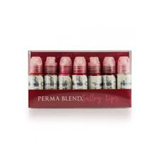 Perma Blend - Sultry Lip SET Collection 7pcs x15ml